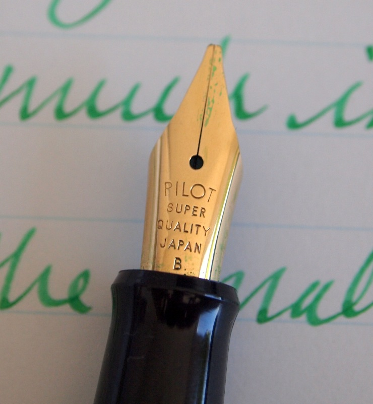 Pilot 78G Fountain Pen Nib