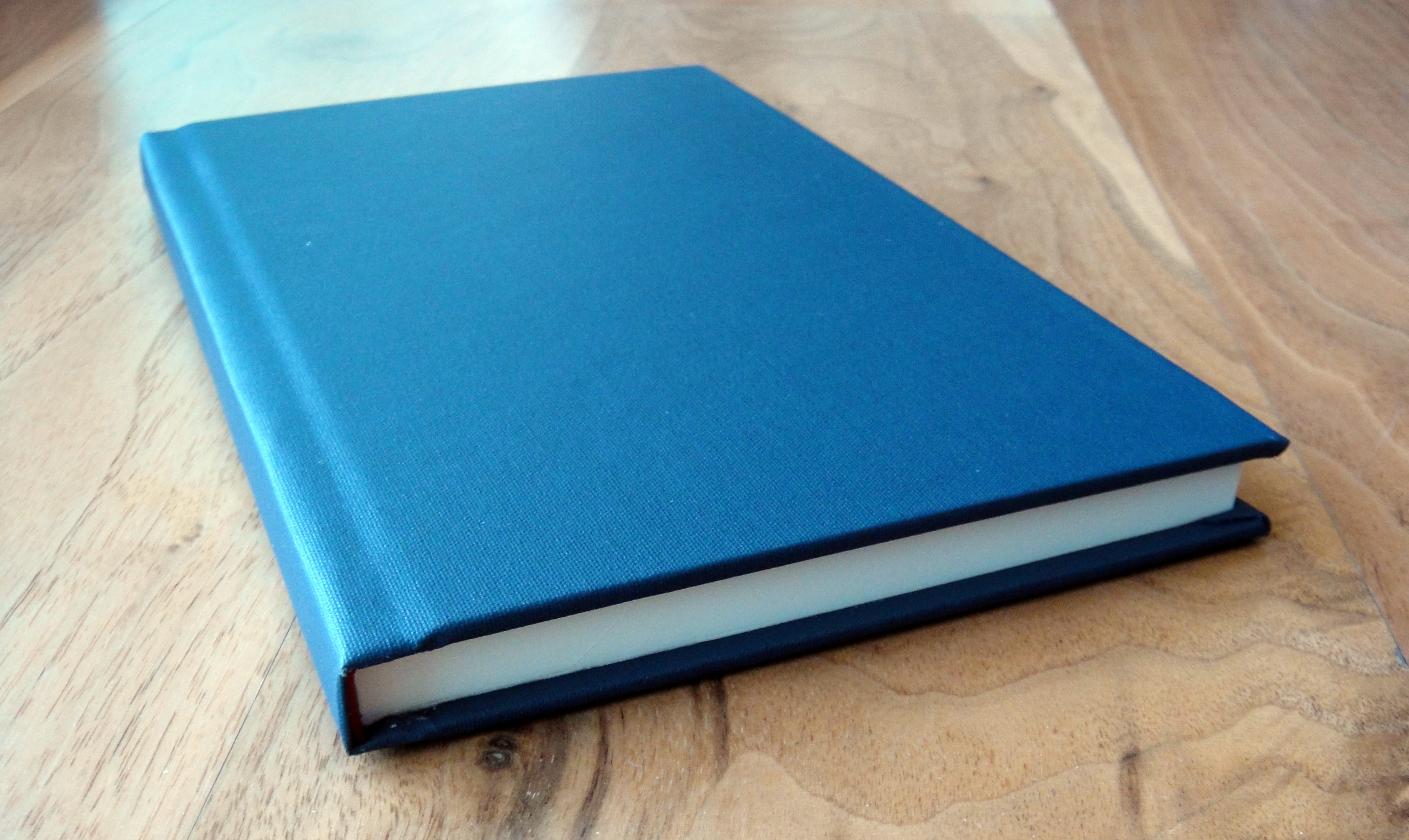 Tomoe River Notebook Review The Unroyal Warrant