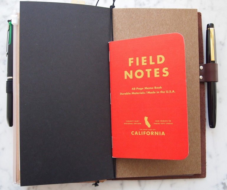 Field Notes in Midori