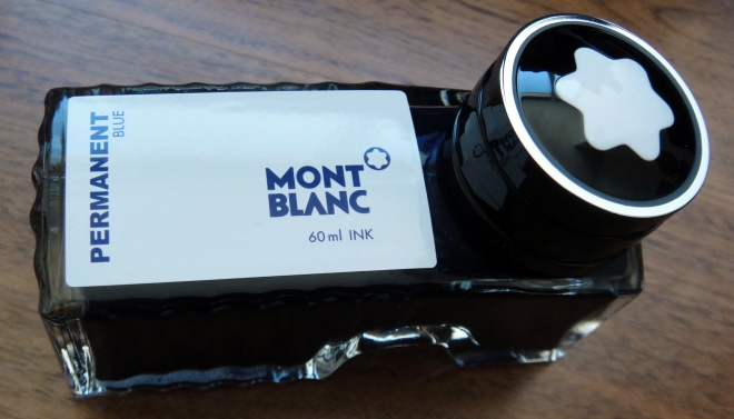 Montblanc Permanent Ink