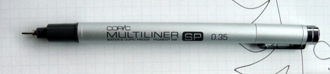 Copic Multiliner