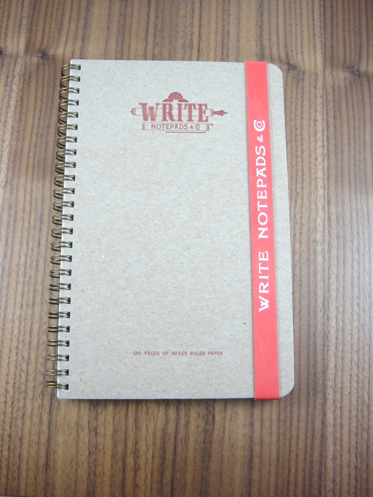 Write Notepads & Co. Notebook