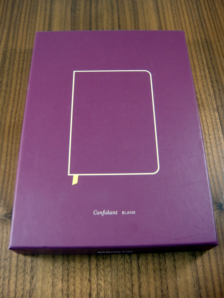 Baron Fig Notebook