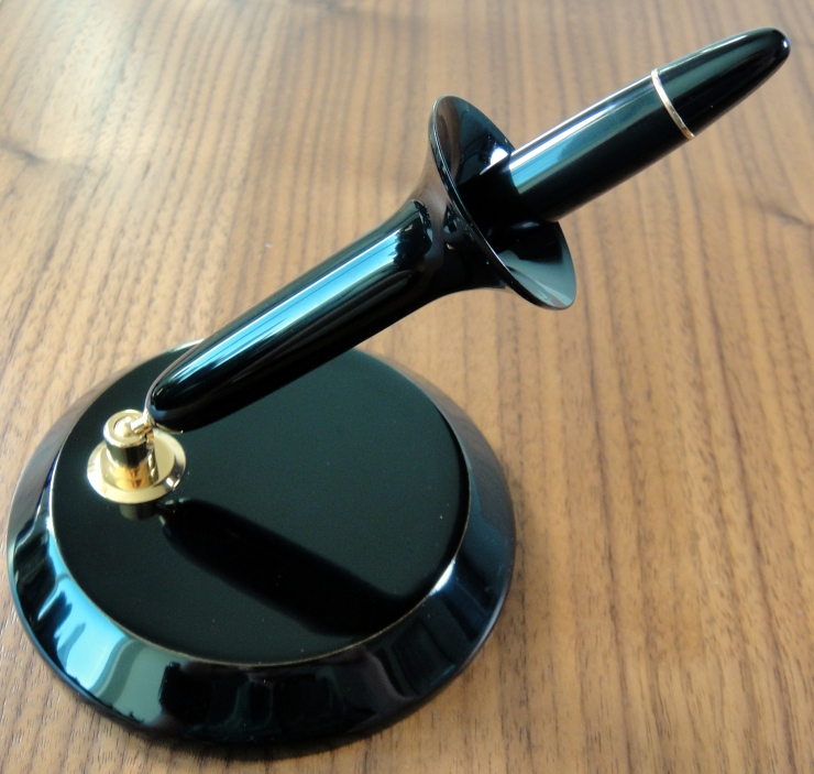 with 1950s Montblanc 146