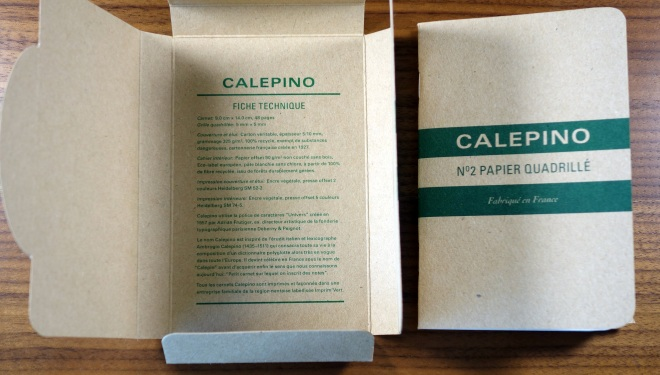Calepino No 2 Pocket Notebook