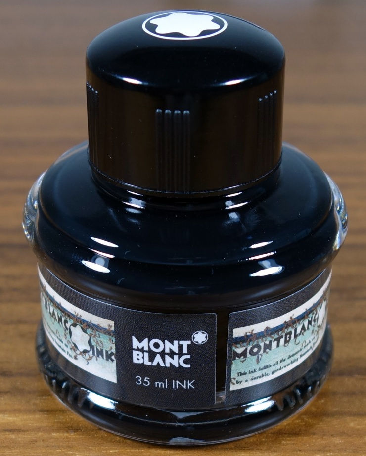 Montblanc 90 Years Permanent Grey Ink