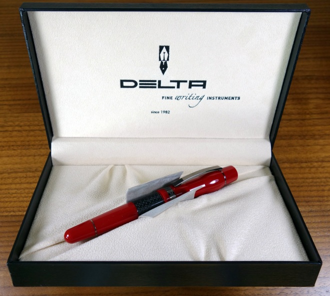 Delta Horsepower Fountain Pen