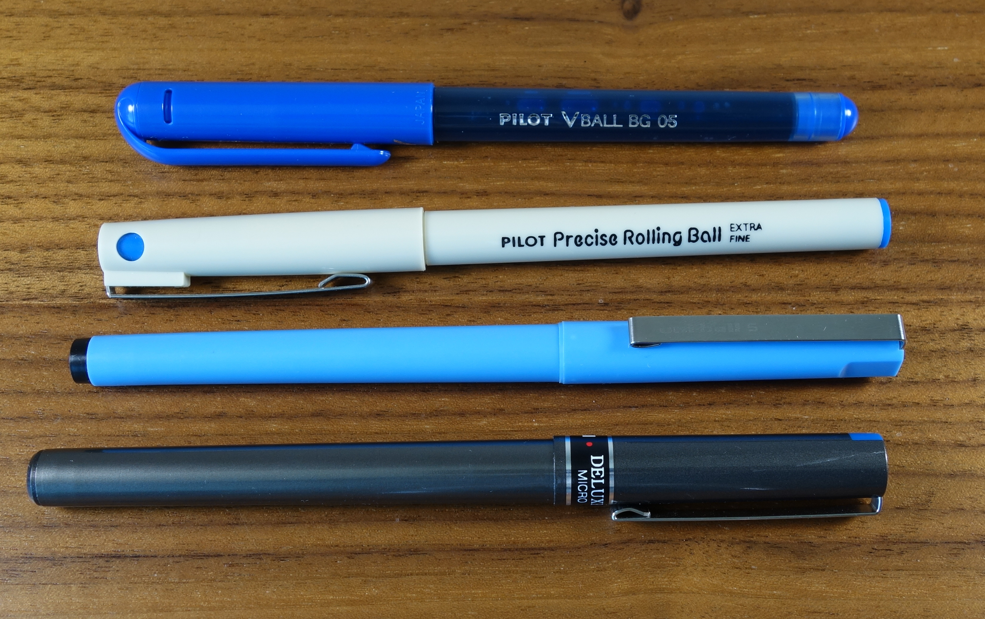 Uni-Ball 5 Roller Ball Pen Review – THE UNROYAL WARRANT