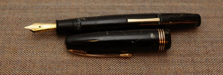1940s Ancora Lever Fill Fountain Pen