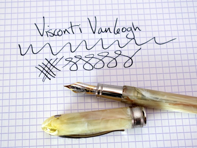 Visconti Van Gogh Maxi Fountain Pen