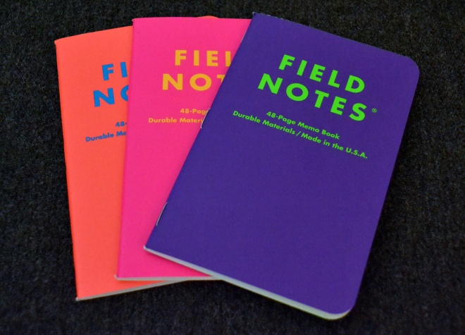 Field Notes Unexposed Edition