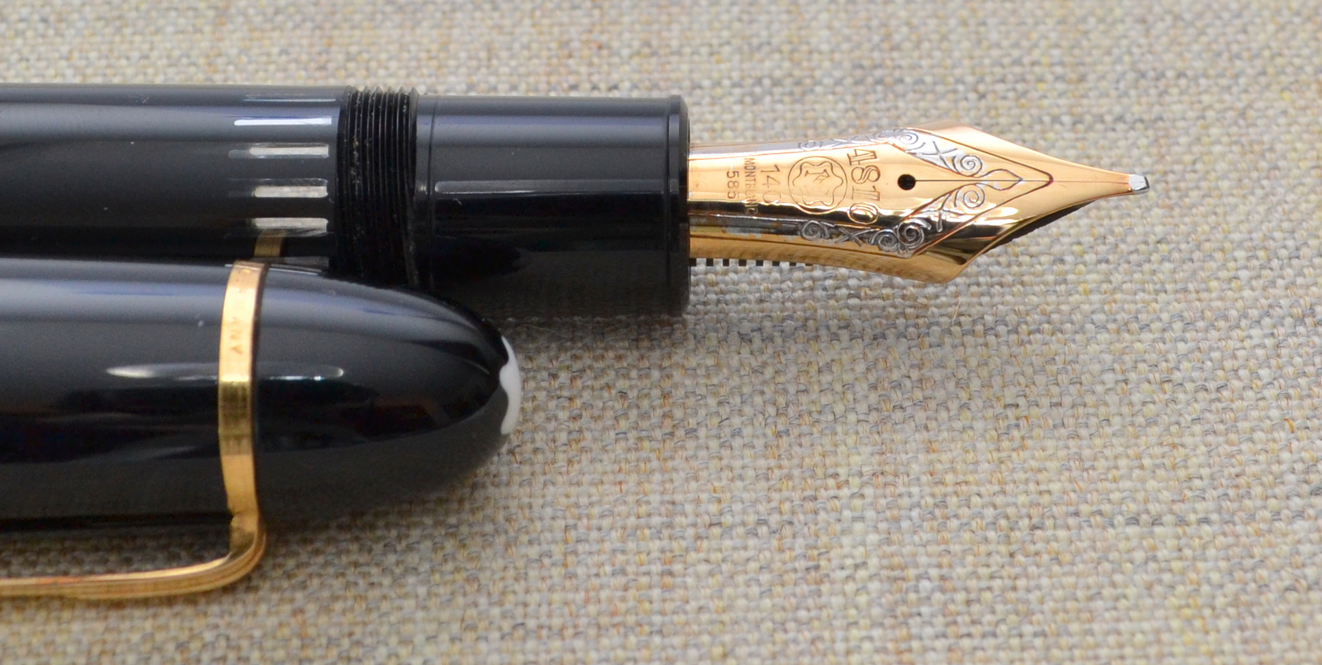 Montblanc 149 Meisterstück Fountain Pen Review