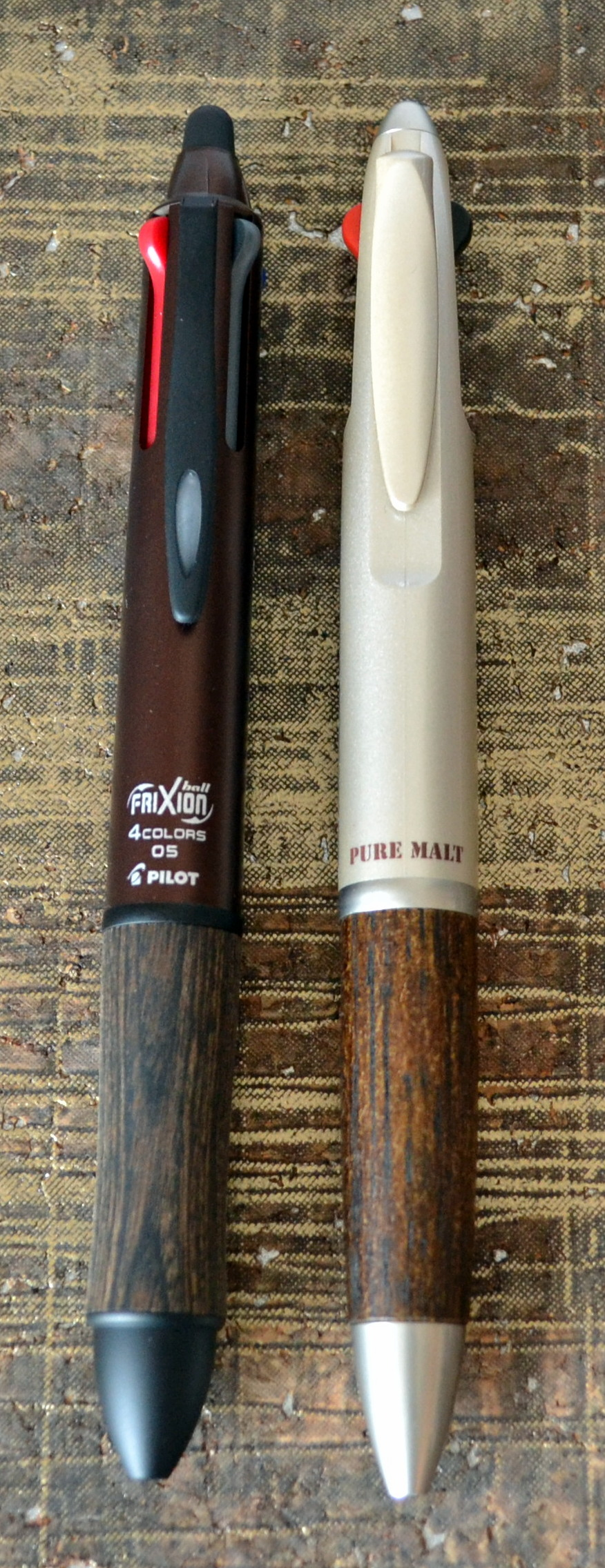 Frixion Ball 4 Wood with Unit Pure Malt