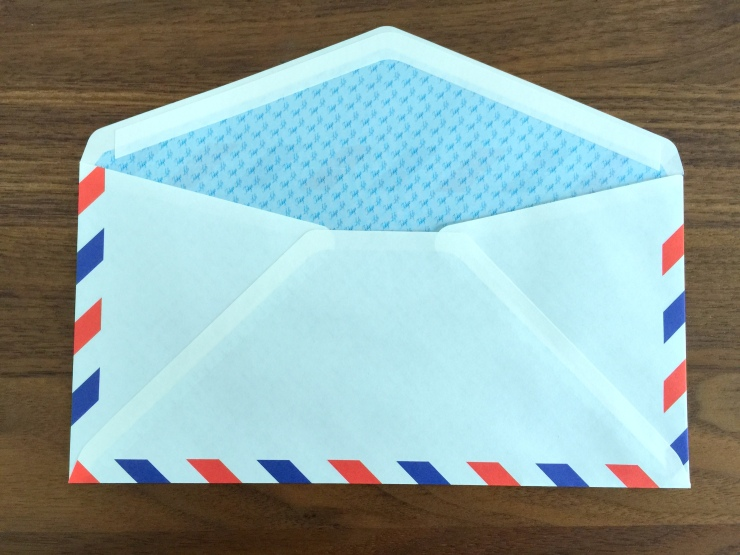 LIFE Airmail Letter Set Stationery