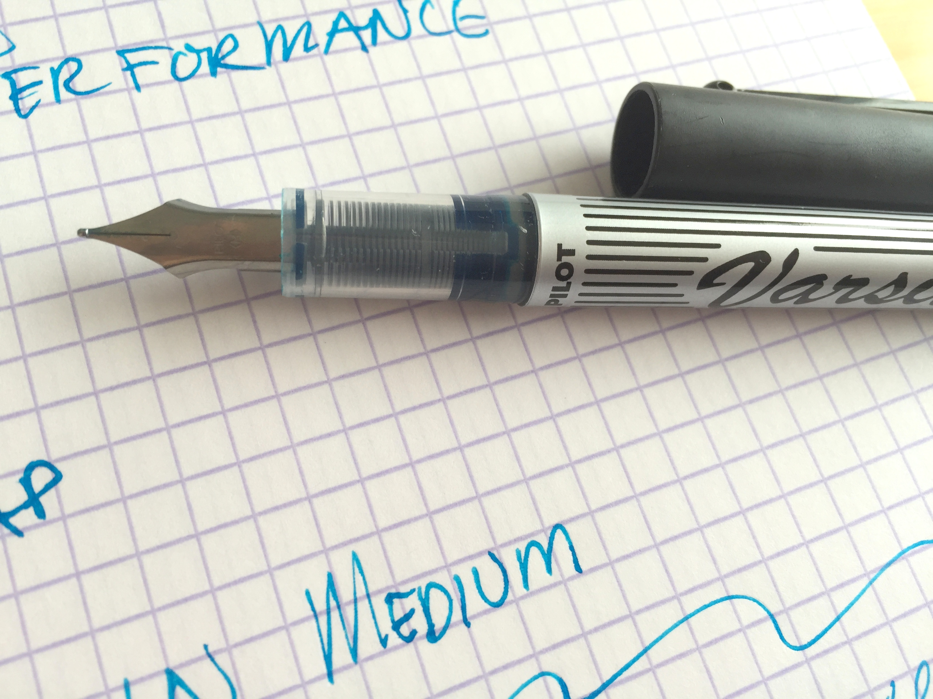 Fountain Pens Pilot V-pen Varsity Fountain