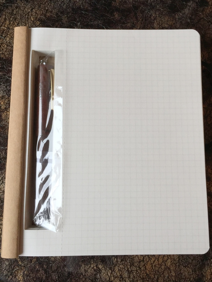 Twsbi Micarta Notebook