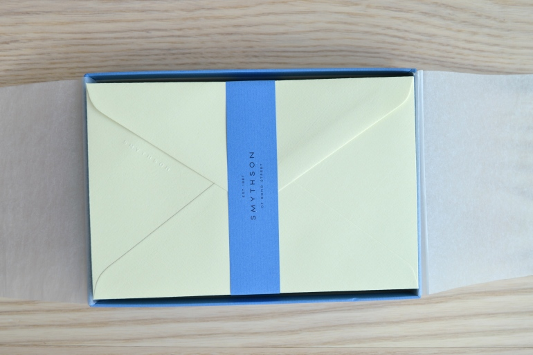 Smythson Envelopes