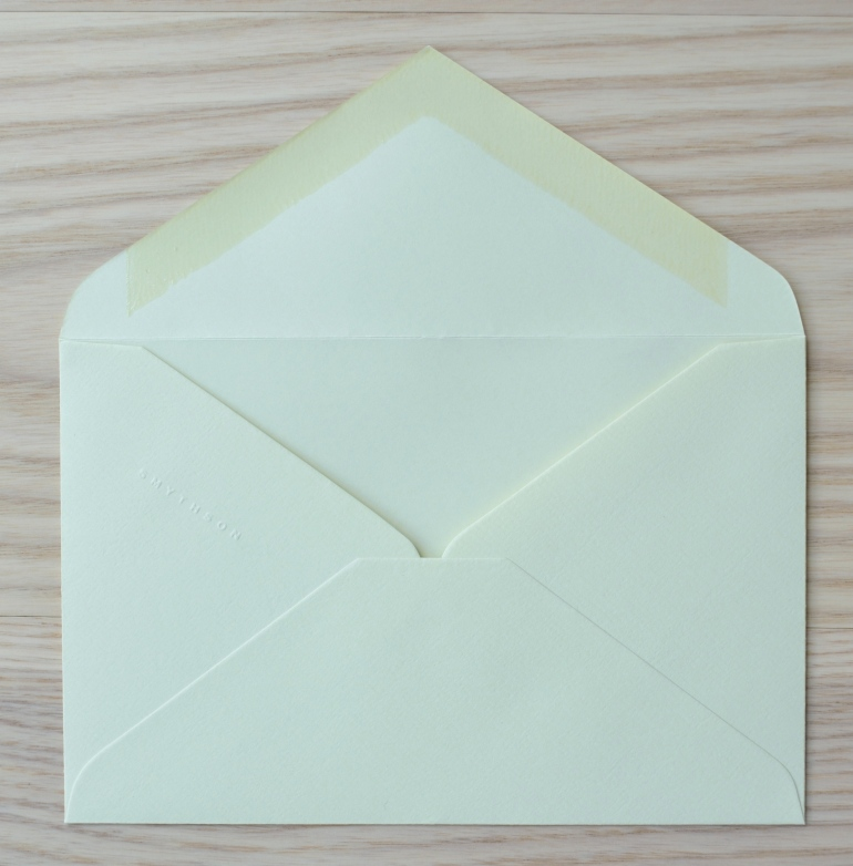 Smythson Marston Mill Envelopes