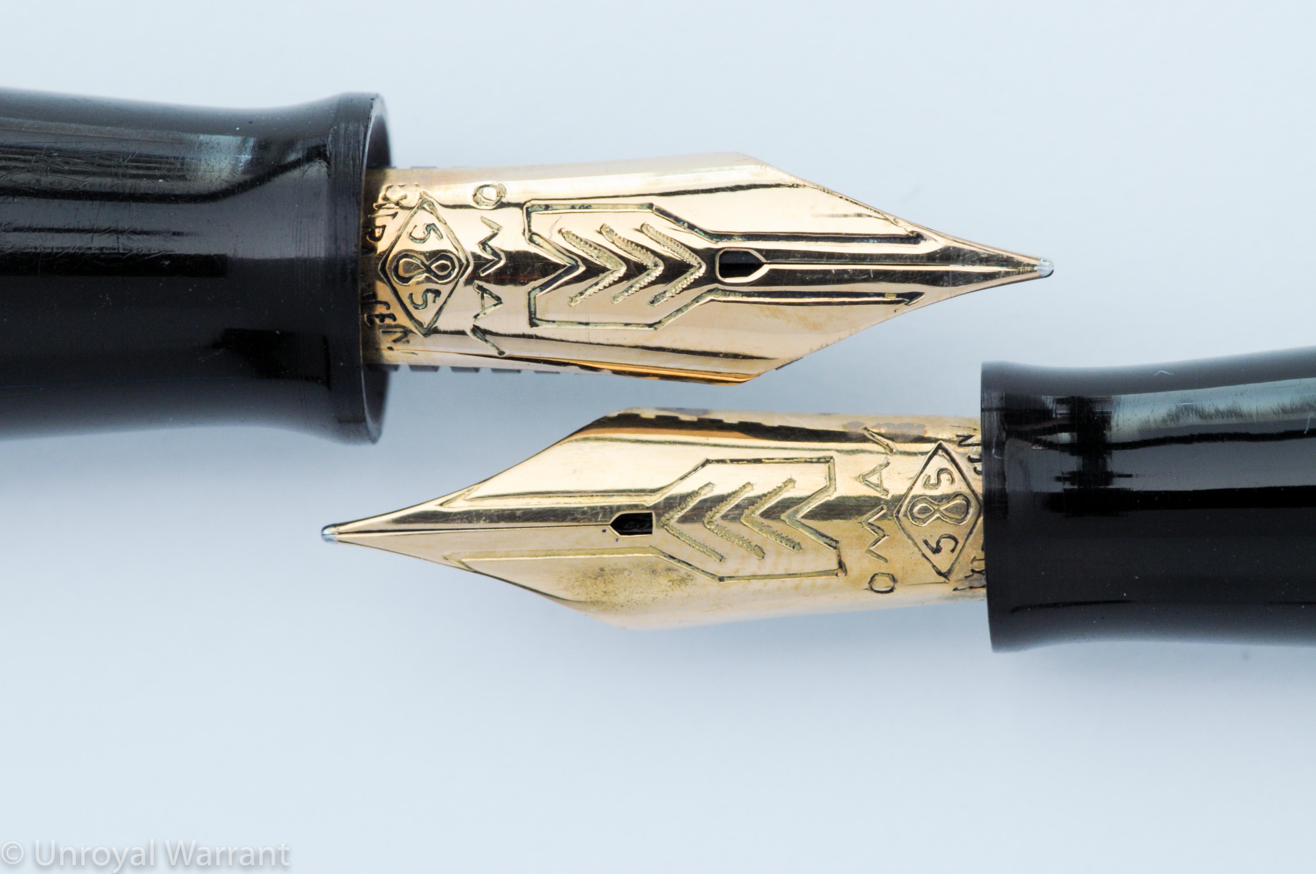 Two Extra Lucens nibs