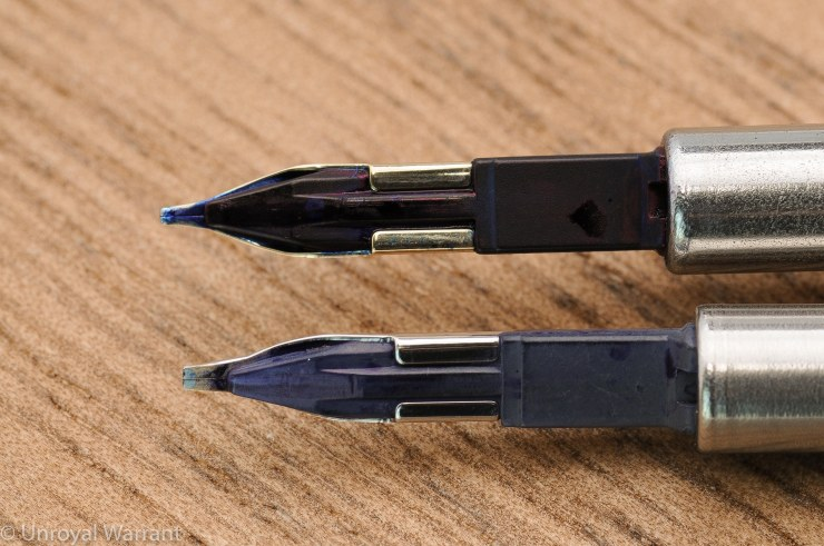 Pilot Namiki Vanishing Point Fountain Pen -6