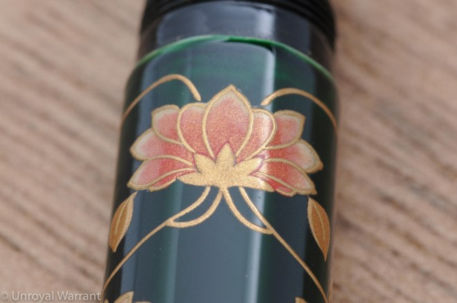 Danitrio Hakkaku Fountain Pen-10