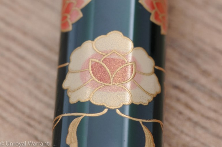 Danitrio Hakkaku Fountain Pen-11