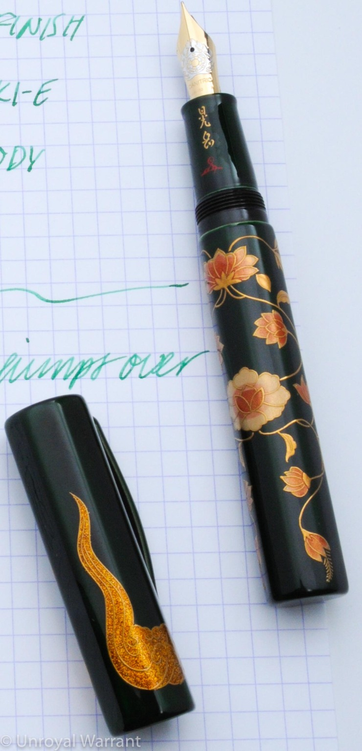 Danitrio Hakkaku Fountain Pen-43