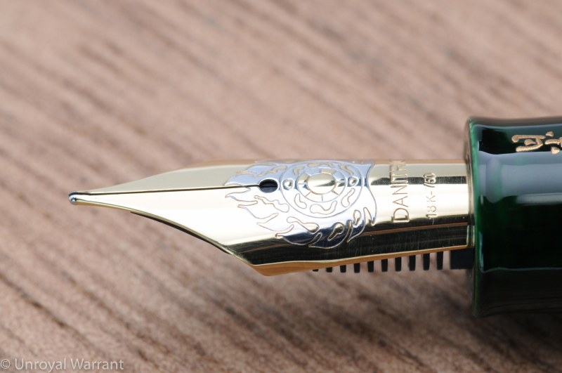 Danitrio Hakkaku Fountain Pen-7